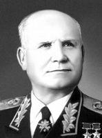 Командующий фронтом  И. С. Конев (октябрь 1943 - май 1944)